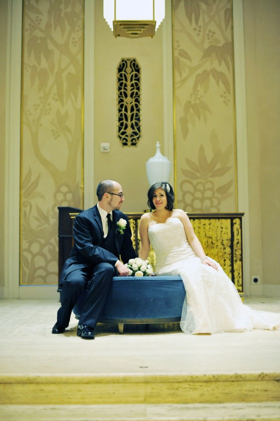 A Classic Wedding Ceremony In The Waldorf Astoria