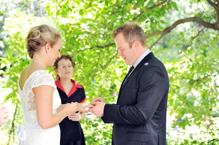 Wedding Officiant In NYC And The Hudson ValleyJudie L Guild NY