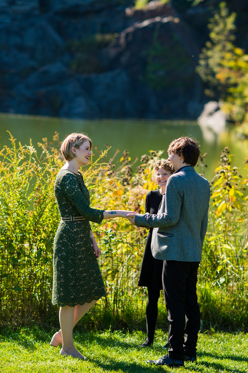 Elope in New York