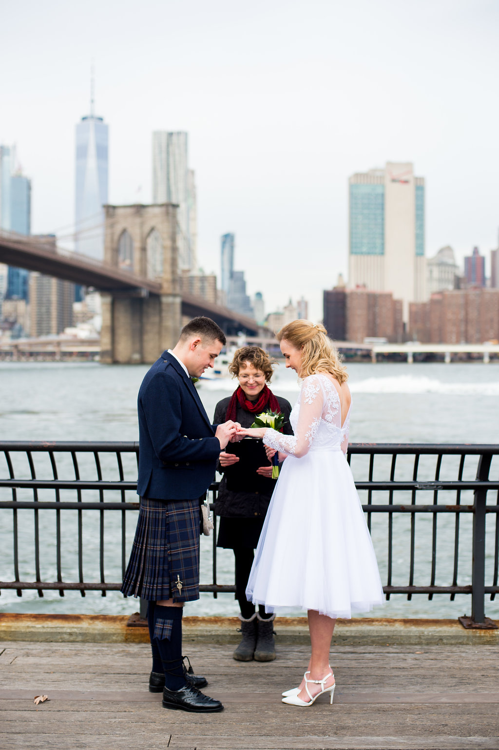 An experienced professional wedding officiant will have lots of ideas for locations.