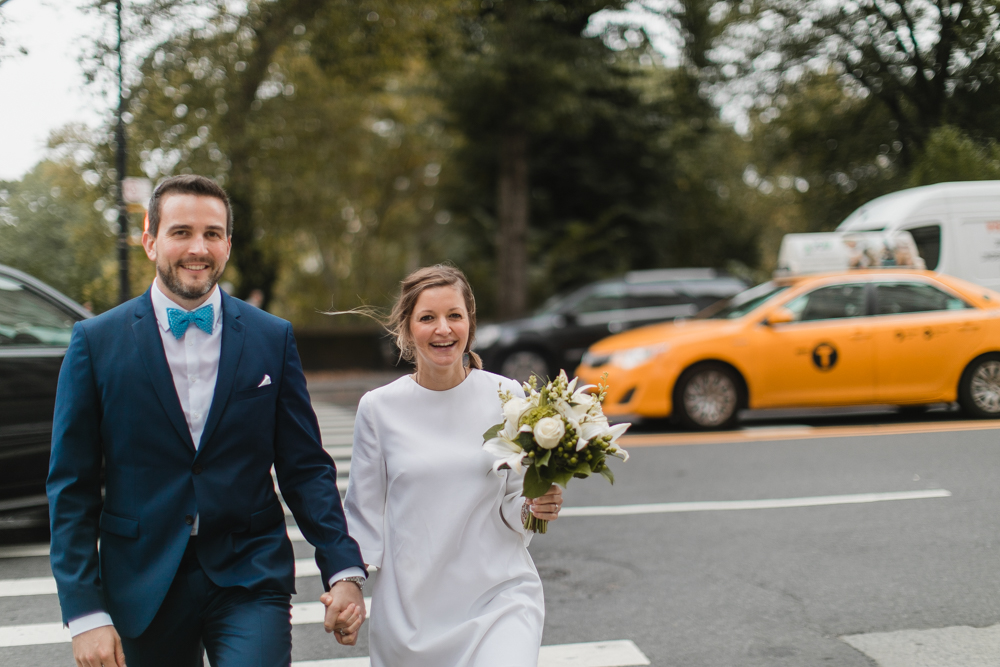 Eloping in New York is fun and easy!