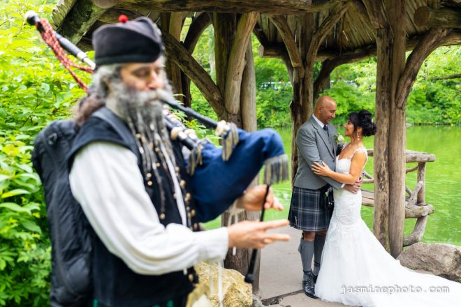 Live music in NYC Wedding