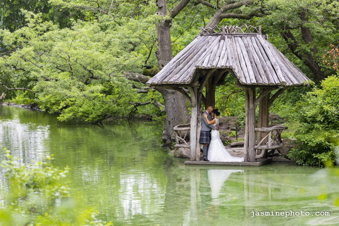 Wagner's Cove Wedding